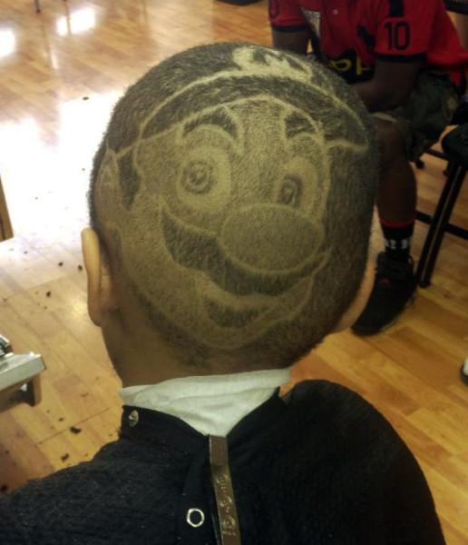 mario-shaved-head