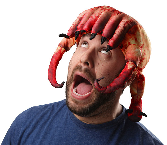 HalfLife-2-Headcrab-Hat