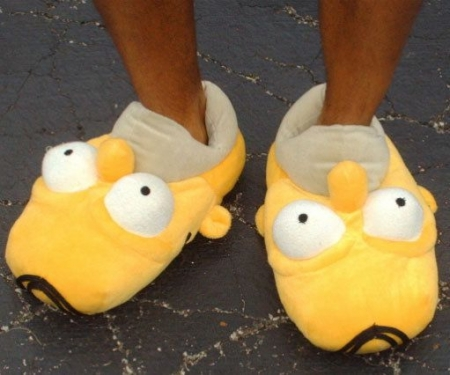 small_homer_simpson_slippers
