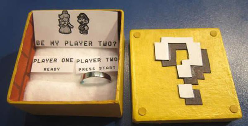 Mario-Ring