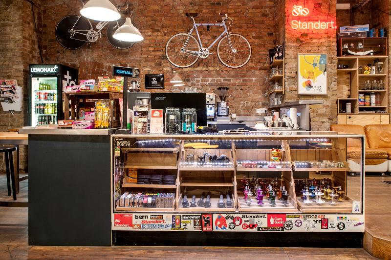 Standert Bicycles Showroom & Café 2